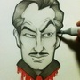 Vincent Price by doublemaximus