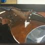 Old Violin.(traditional) by NinjaPotatoGuy