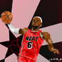 Lebron James by PaintBoxHero
