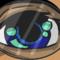 Blue eyes (Manga Style)