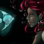 Angelfish by Solarmoomoo