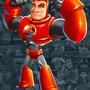 Red Mascot Design by lanotdesign