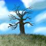 Tree by psychoreaper86
