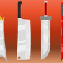 Giant Swords 01 by fullmetalchaz