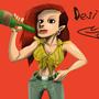 Desi by SpanglishHorse