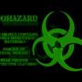 Biohazard Loginscreen