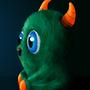 Cute monster by Darjus