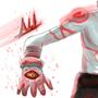 gazing glove by Alef321