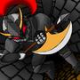 SIR GREG THE AXE by ninjaslave
