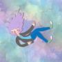 Falling by Blanketea