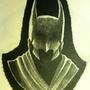 Batman's Cowl by legendofslotha