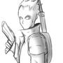 shock trooper by RayLeeWorld