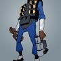 Black Scottish Cyclops by matinat0r