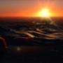 sunset by Nasenbaerr