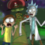 Rick, Morty, and Mario by Comicdud