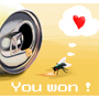 A fly's love by Nyenna