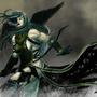 Norn Huntress (KK-fanart) by baqstorm