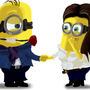 Minion lovers by Darjus