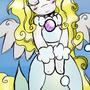 ClowCard Is Magic:Derpy Bubble by PICOSANGELALEX