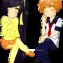 Miki and Yuki by CuteNikeChan