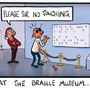 Braille Museum by ToonHole