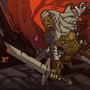 Darkest Dungeon: THe Leper by jouste