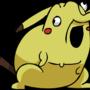 Egoraptor's Pikachu by Deadtuna