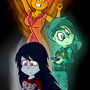 Adventure time by Toonarky