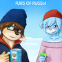 Furs of Russia by Riosha