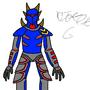 Navy Knight by the1upmushroomman13