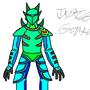 Aqua Knight *re-skin by the1upmushroomman13