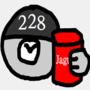 228 clock