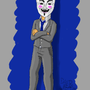 anonymous by davidwizard