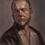 Digital Oil Portrait