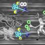 Pokemans Battle 1 by Snovv