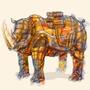 Tesla Charge Rhino