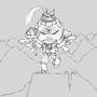 Daily Draw #4 - Shiva by Oye-LKY
