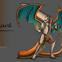 Charizard Concept by Snakebreath