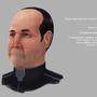 Concept Portrait #1 by LinesToThePaper