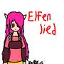 Lucy/Nyuu Elfen Lied by the1upmushroomman13