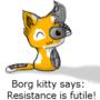 Borg Kitten by Zolen