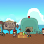 Super Adventure Pals 2 - Towns