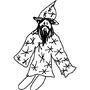 Wizard Numero Uno by atlanteanfish