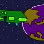 the mossy avenger (starbound) by the1upmushroomman13