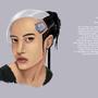 Concept Portrait #2 by LinesToThePaper