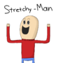 stretchy-man poster 2 by Megacharlie159