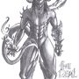 The Devil by EmpirePhoenix