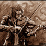 Evil Violinist by FASSLAYER