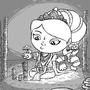 Daily Draw #9 - Lakshmi by Oye-LKY