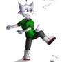 Scaredy Cat Archer Concept by fxscreamer